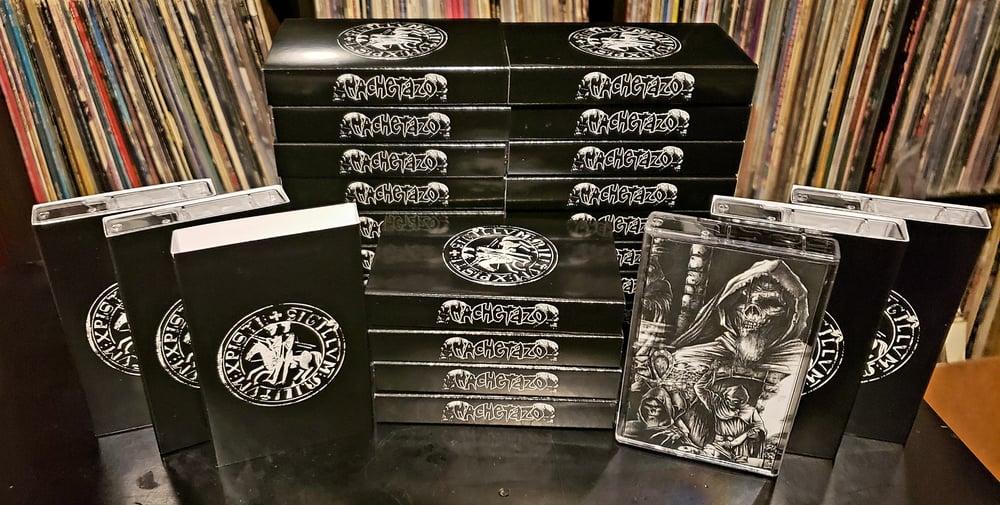 "Image of MACHETAZO ""Sinfonías del Terror Ciego"" Cassette"