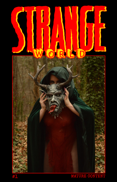 Image of Strange World #1  (Mature Audience) NEW in Stock!