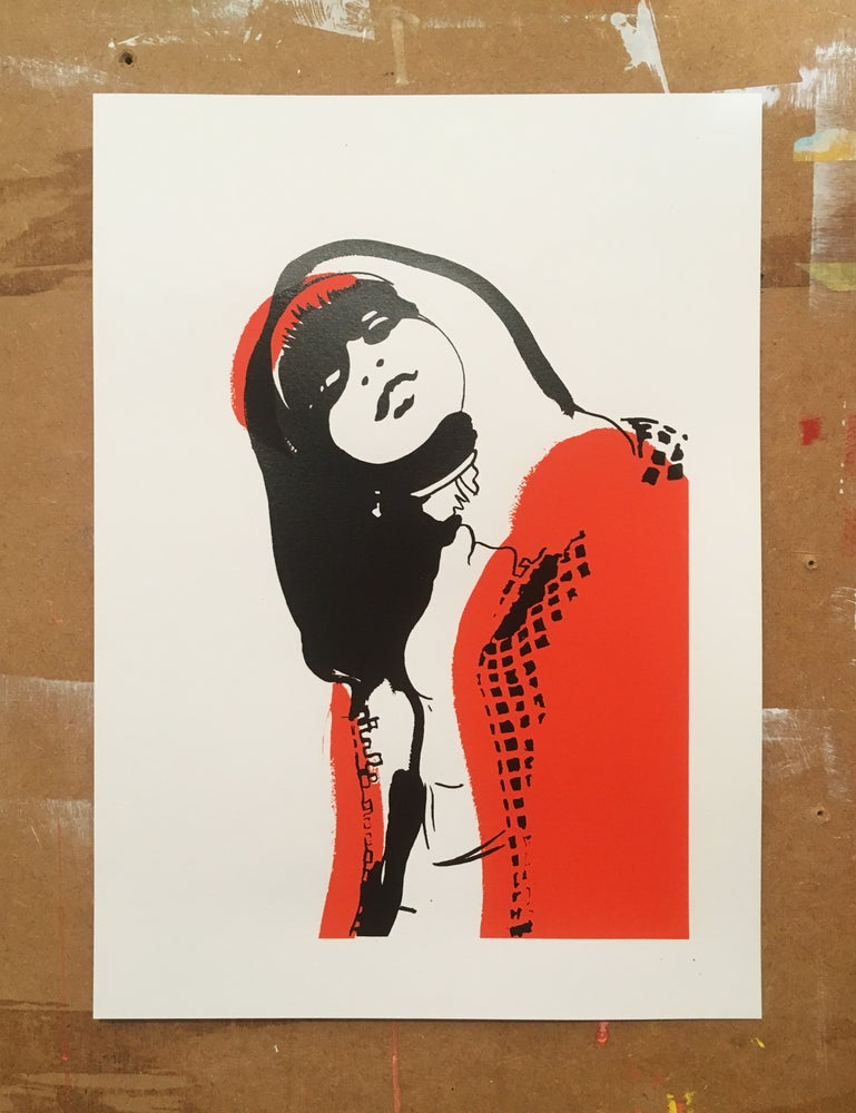 Image of Ronnie Spector (Misprint Red)