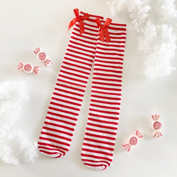 Image of Candy Striper Socks