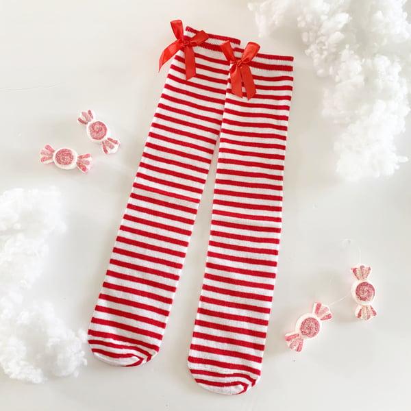 Image of Candy Striper Socks