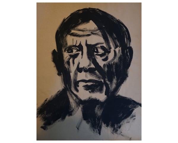 Image of Picasso Portrait