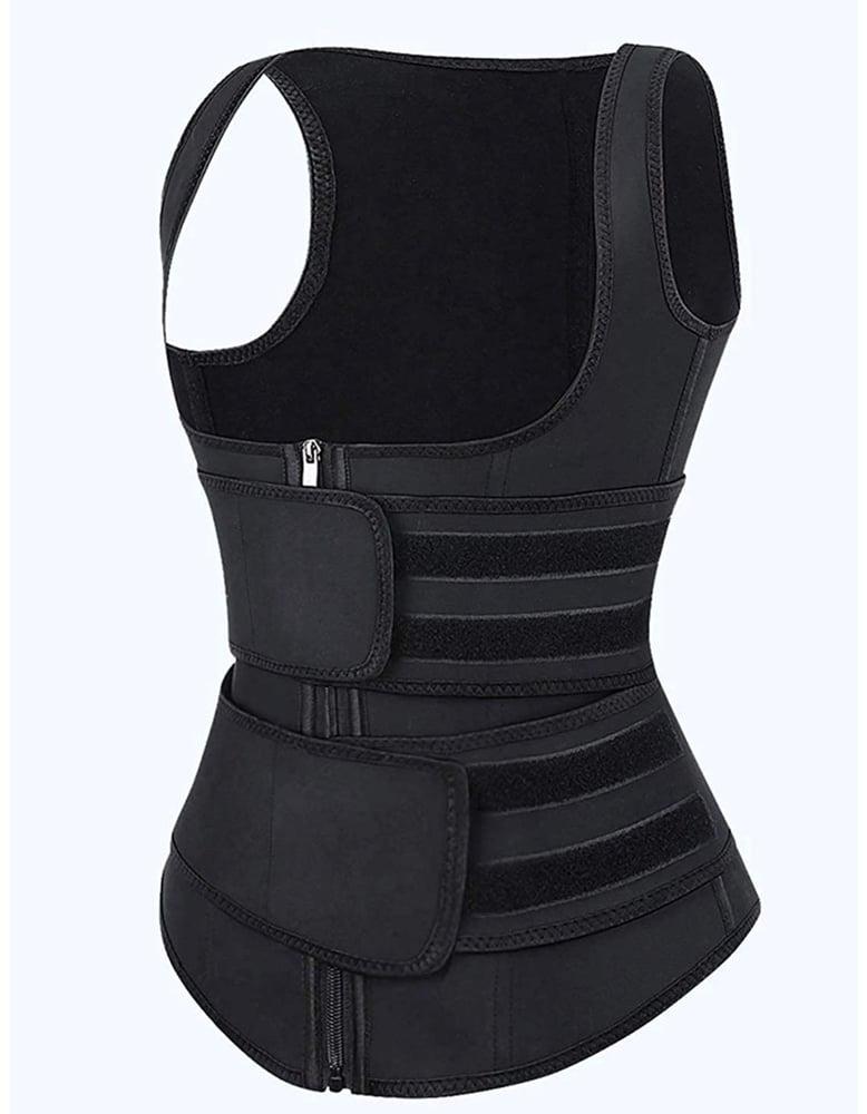 Image of Fitness Vest/Belt (2row of belts)