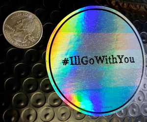 #IllGoWithYou Stickers