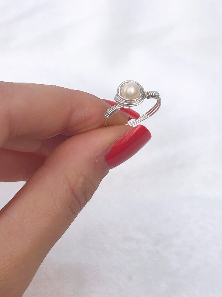 Image of  Pearl Ring