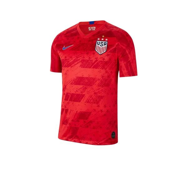 "Nike 4-Star USWNT Soccer Jersey ""Away"" - FAMPRICE.COM by 23PENNY"