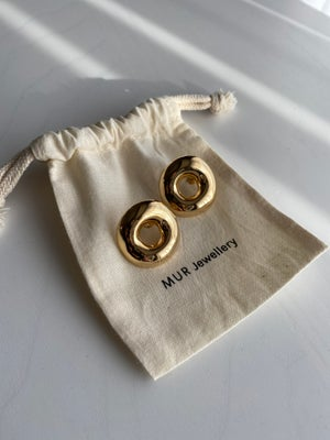 Image of Flow Earrings (gold)