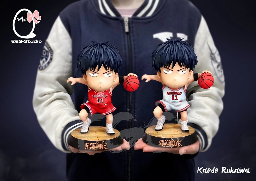 Image of [Pre-Order]Slam Dunk Egg Studio Rukawa Kaede Resin Statue