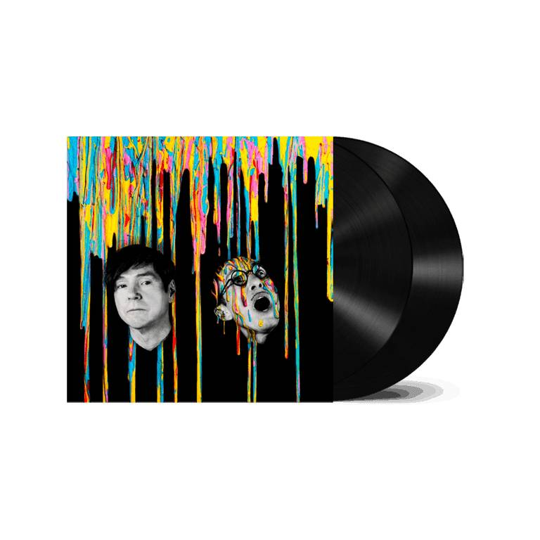 Image of A Steady Drip, Drip, Drip (Black LP)