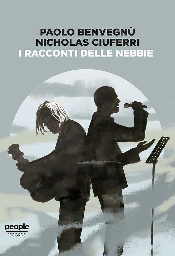 """Image of Paolo Benvegnù, Nicholas Ciuferri - """"I Racconti Delle Nebbie"""" (2019) LIBRO + CD"""