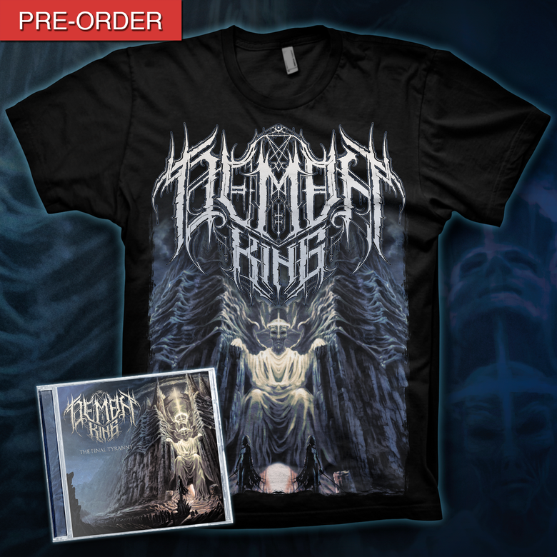 Image of DEMON KING - The Final Tyranny | CD Bundle