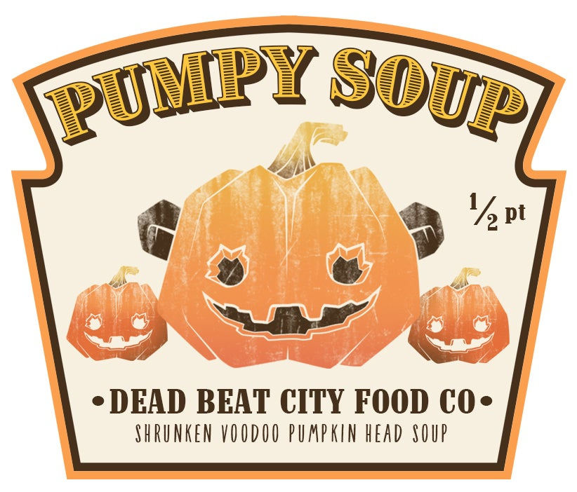 Image of PUMPY SOUP