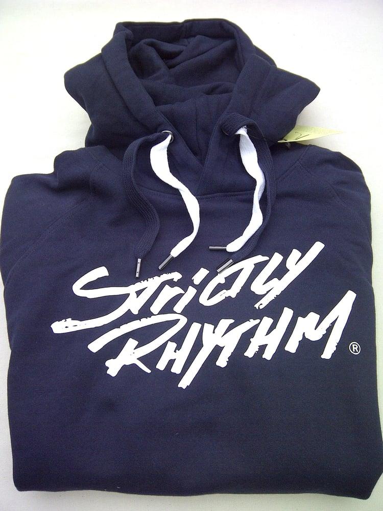 Image of Hooded Sweatshirt Navy