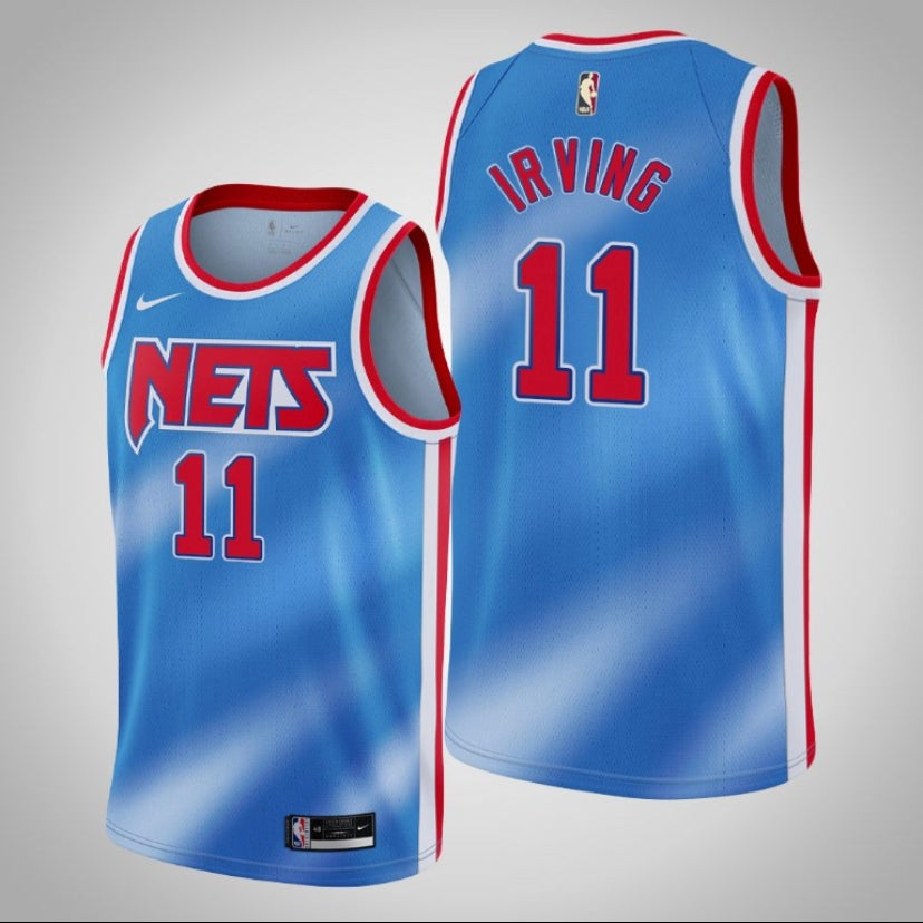 Image of Kyrie Irving Brooklyn  City edition 2020/2021