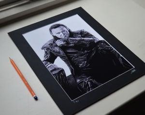 Loki (Limited edition print)