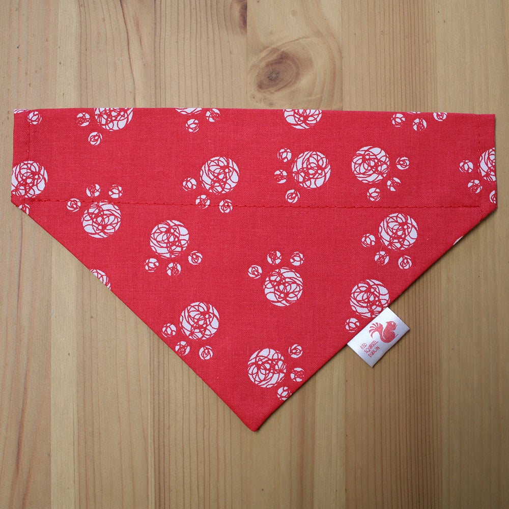 Image of Paws bandana