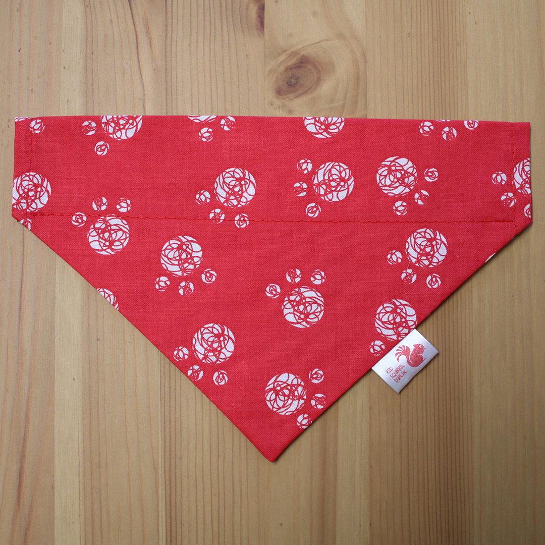 Image of Paws bandana