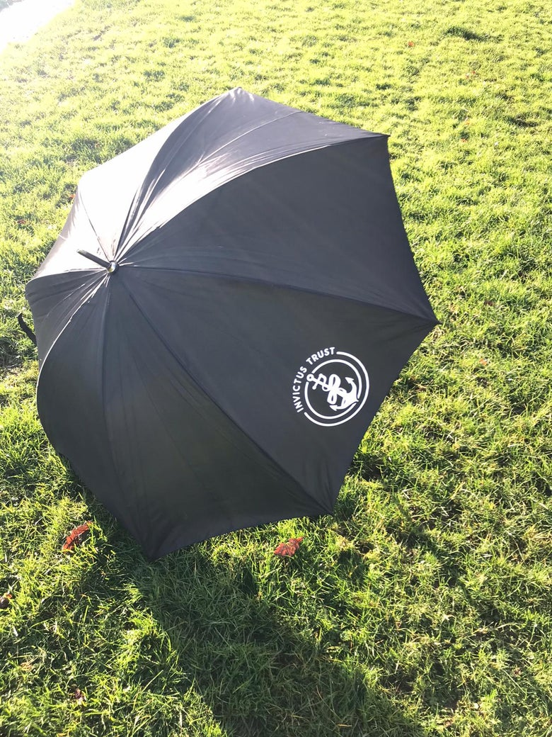 Image of Invictus Golf Umbrella