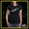 "T-Shirt Diego Potron - ""Ready to Go"" Donna"
