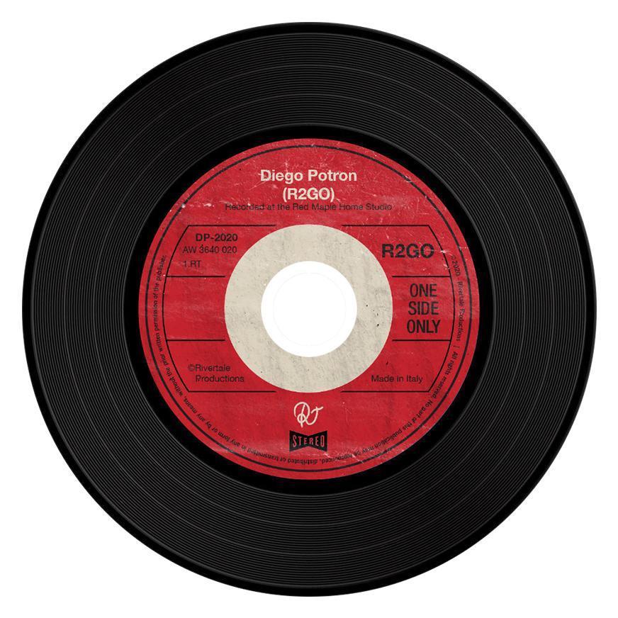"Diego Potron - ""Ready to Go"" CD"
