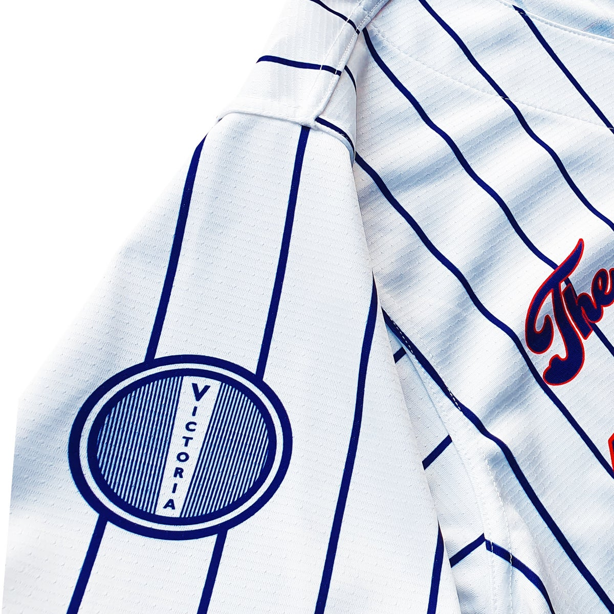 The Victoria Dalston Baseball Jersey