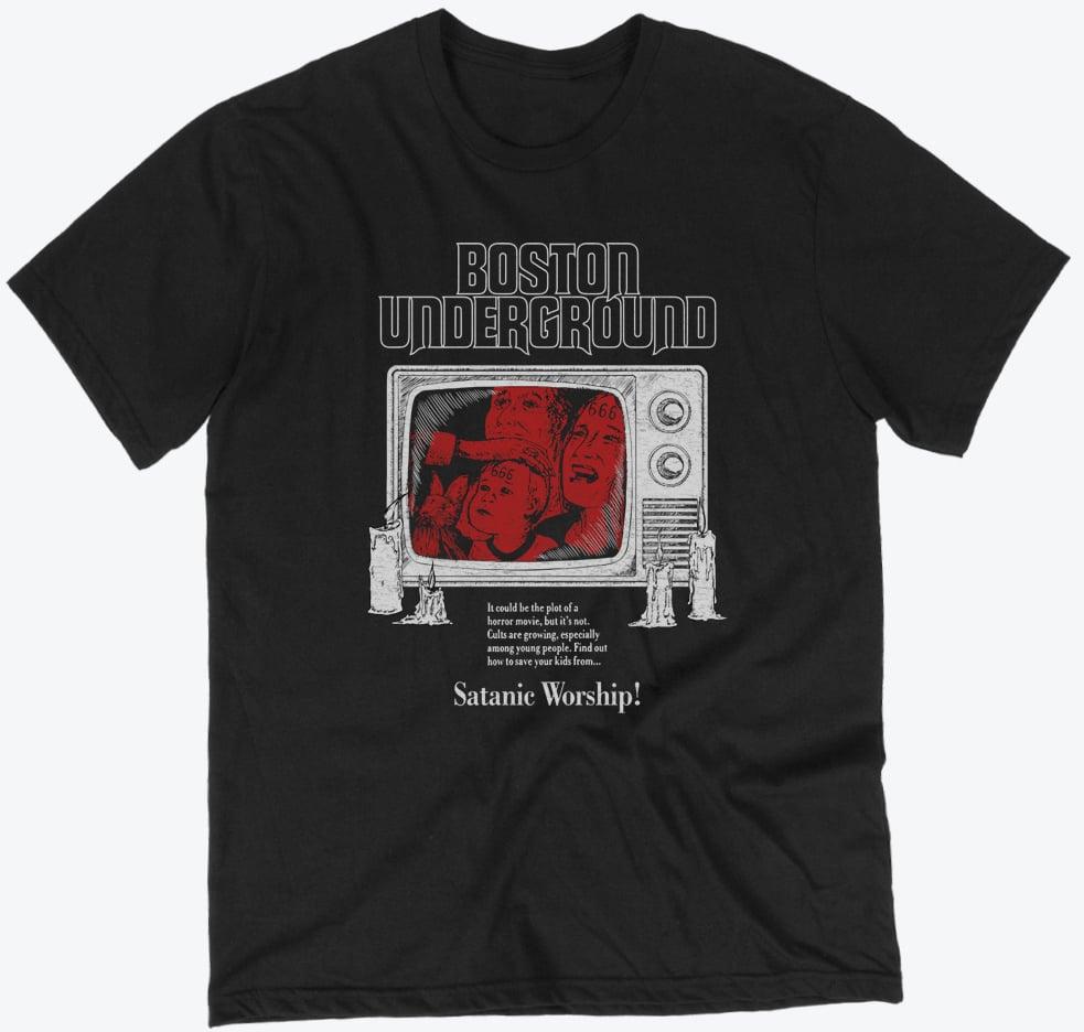 BUFF Chick Tract T-Shirt
