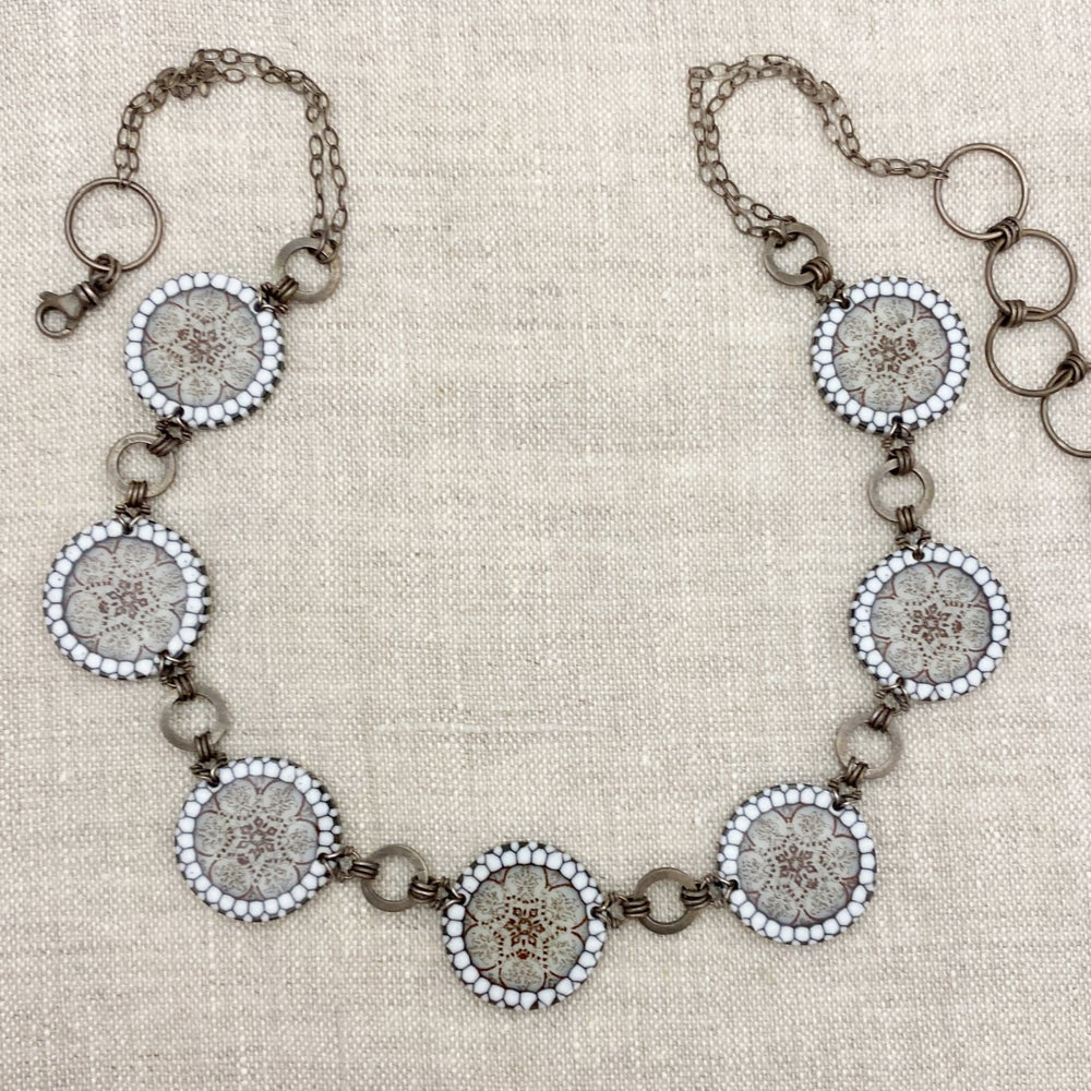 Image of Savannah Linked Necklace