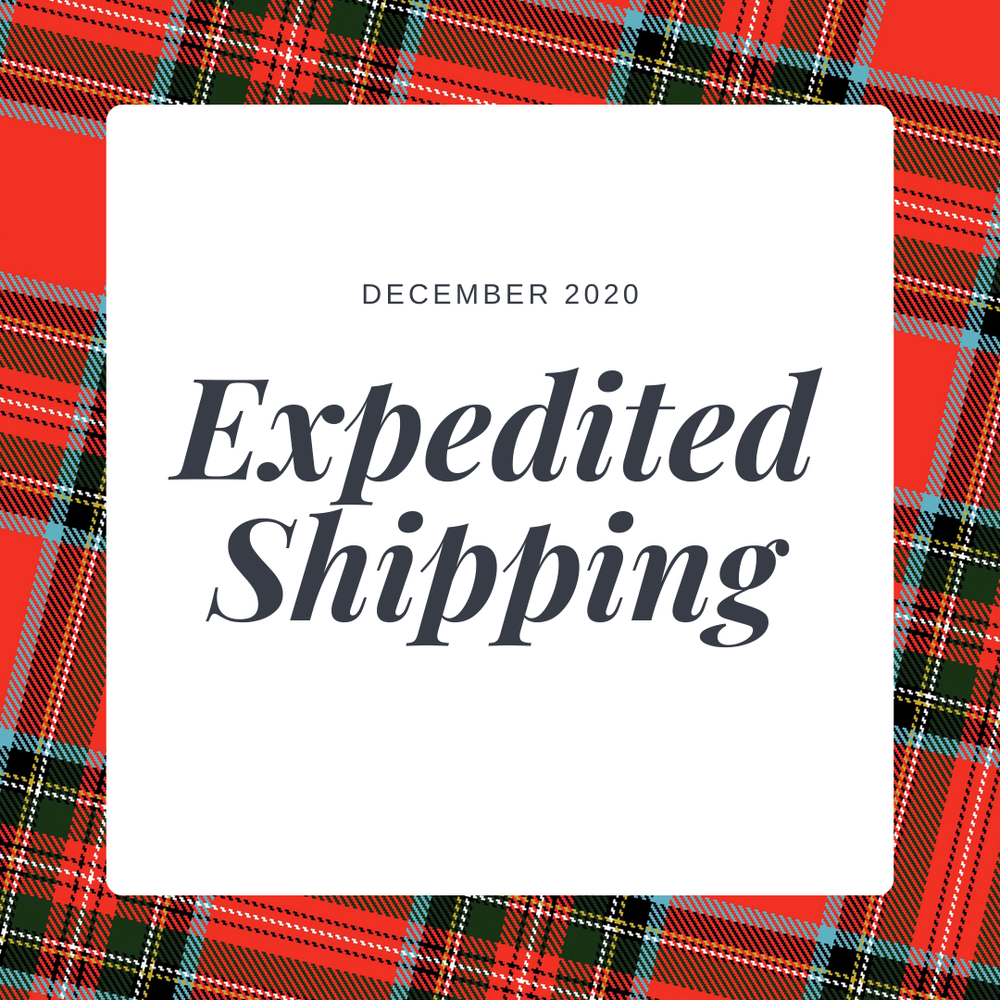 Image of Expedited Shipping Add-On