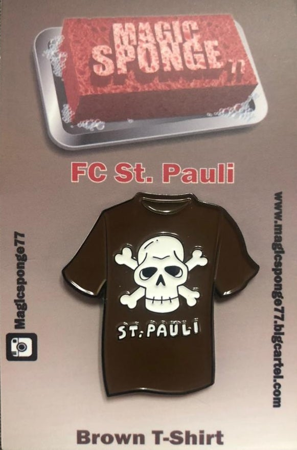 Image of St. Pauli T-Shirt Brown