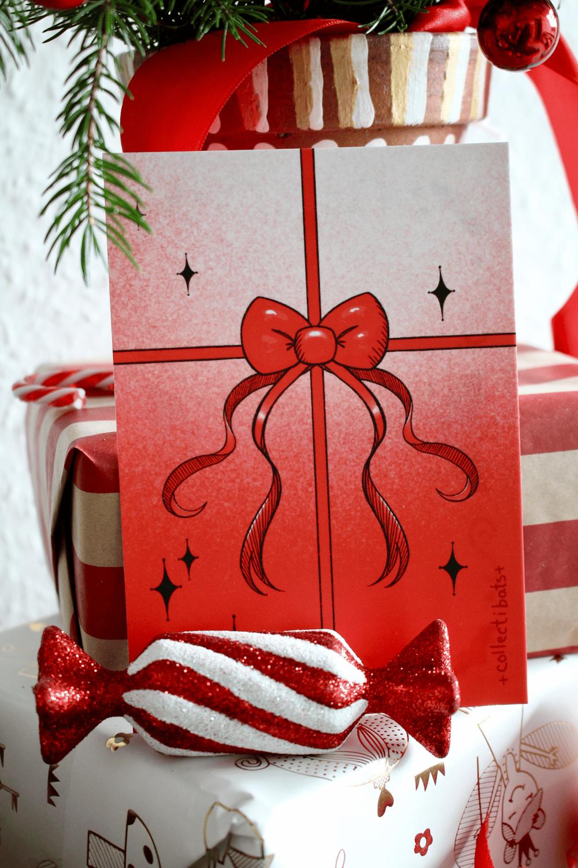 Holiday Mini Print / A6 Card