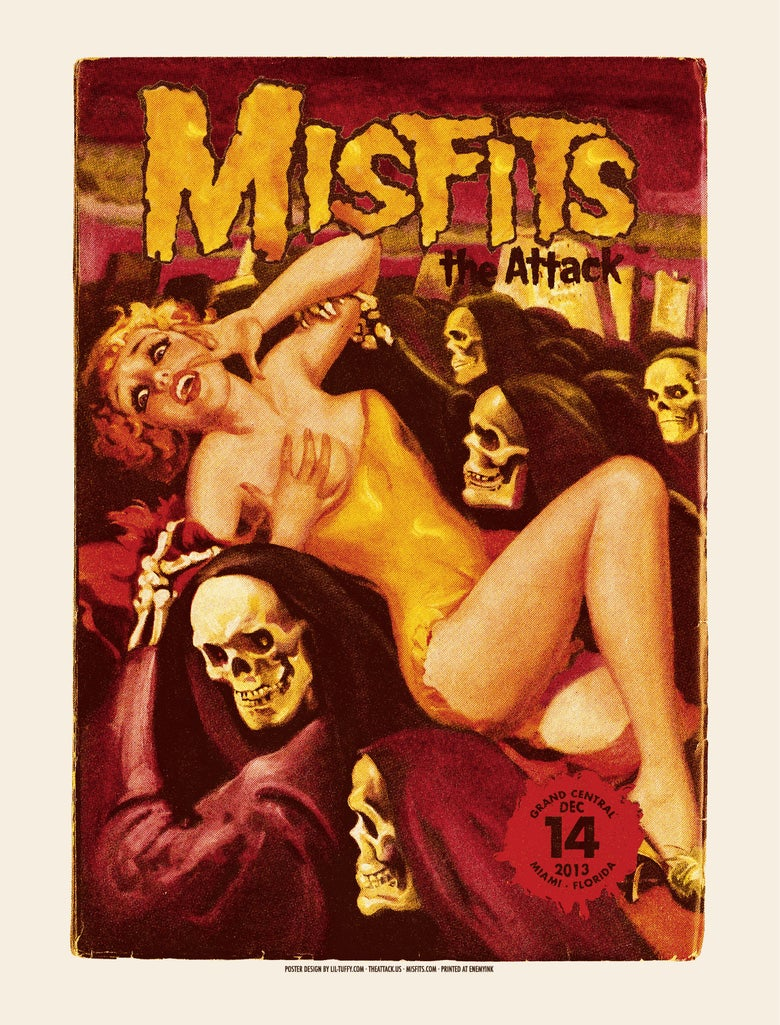 Image of Misfits - Miami 2013