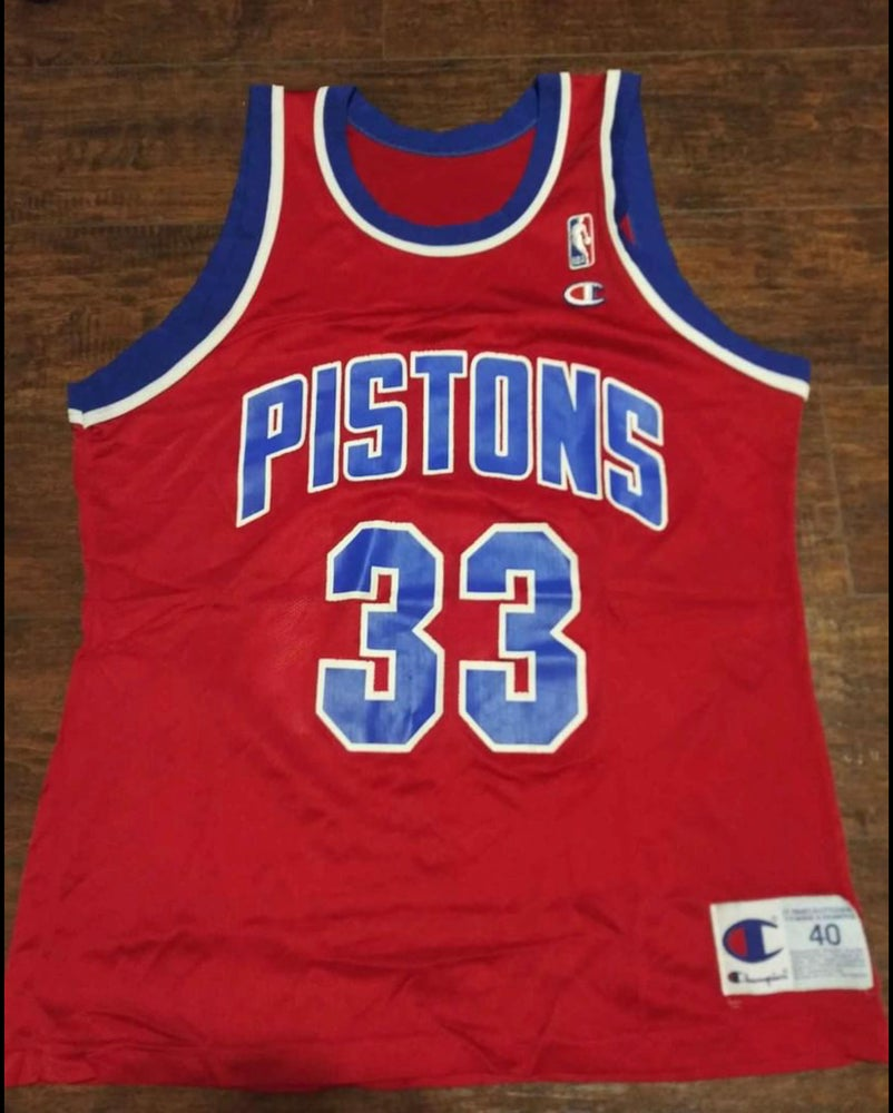 Image of 90's Vintage Champion Grant Hill Jersey (Size 40 - Medium)
