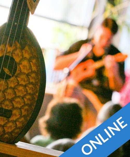 Image of Ukulele 2 Intensive Online Class for Adults & Young Adults