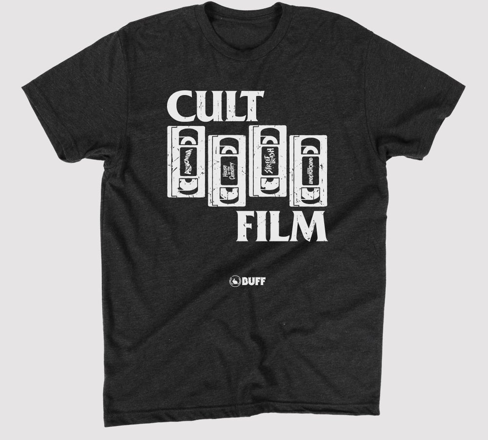 BUFF Cult Film T-Shirt