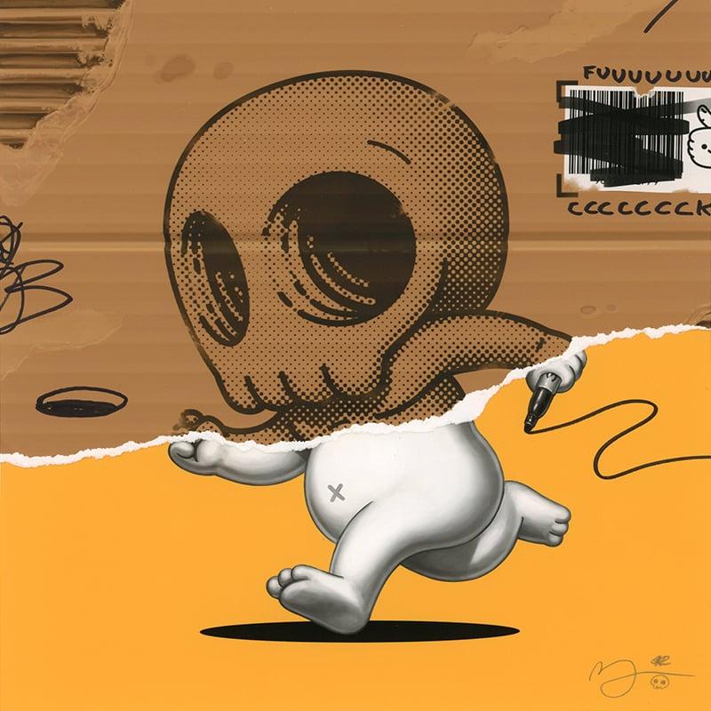 Image of Skully III Bastard #9 (bastard month)