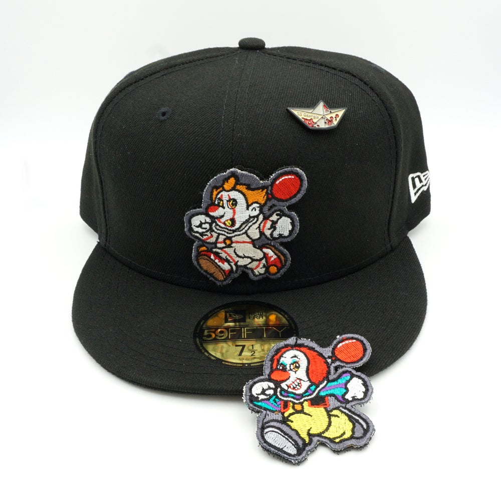 Pennywise Custom 59FIFTY Black