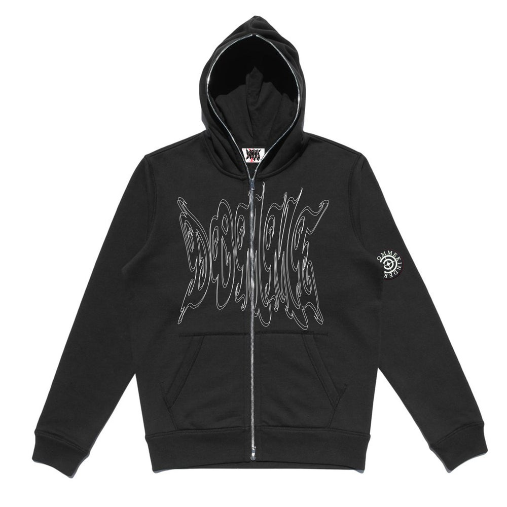 Image of Hell On Earth Body Bag Zip Up