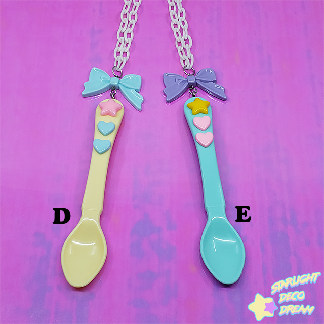 Image of Toy Spoon Spoonie Necklace