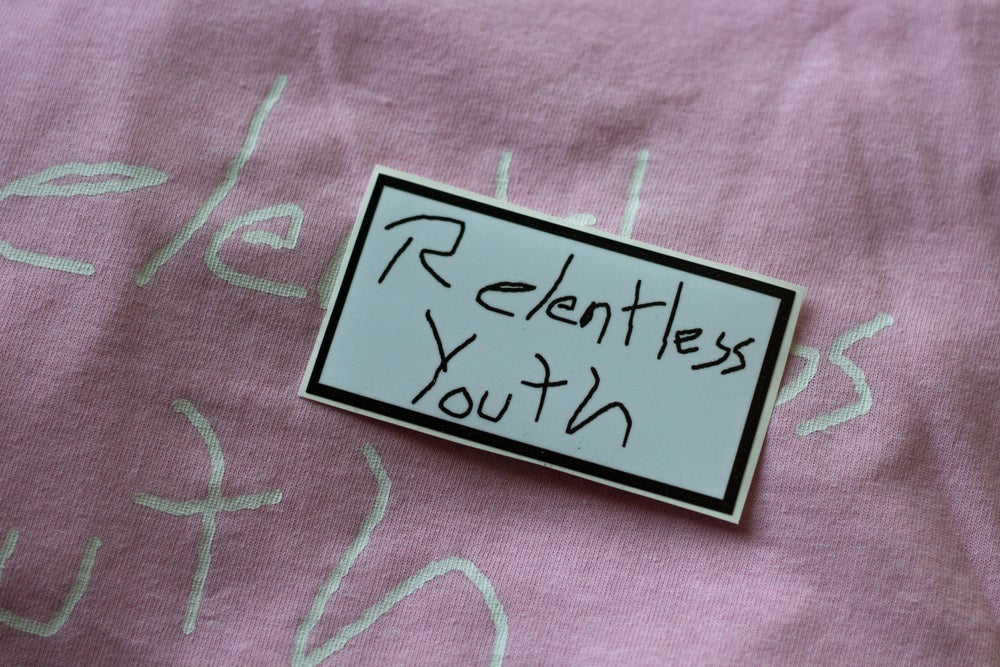 RELENTLESS YOUTH Sticker Pack