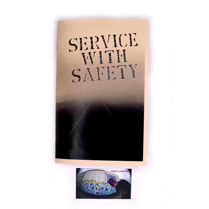 Image of SERVICE WITH SAFETY - TRUE 2 DEATH
