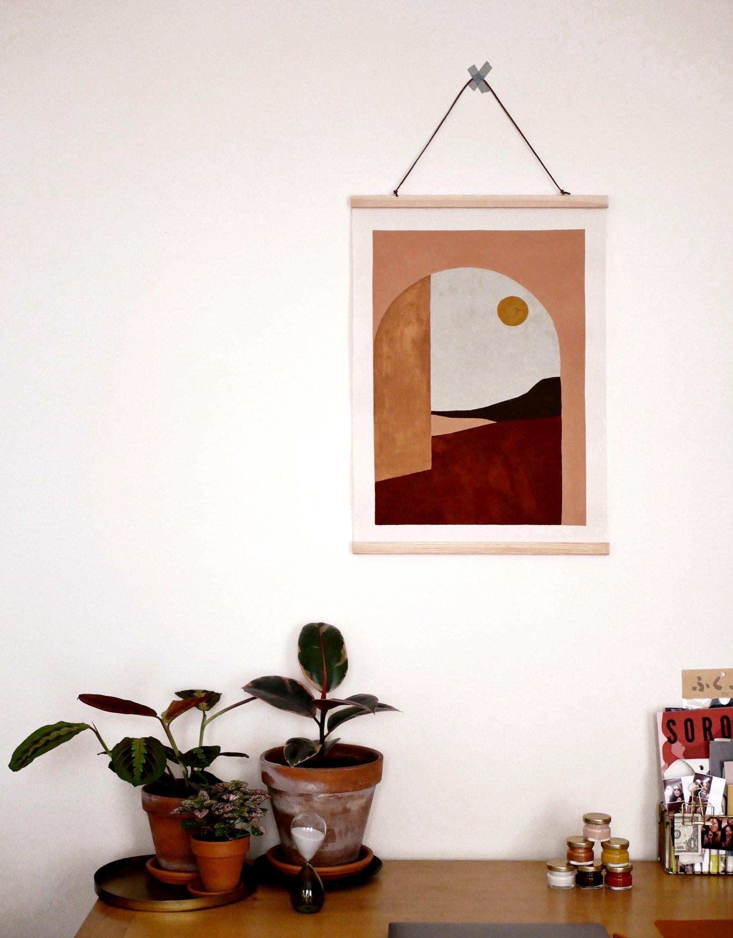 Image of Peinture en kit ARCHE / Art kit