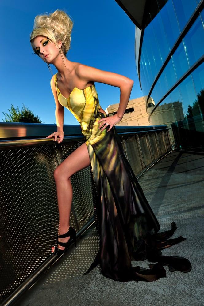 Image of SHIMMER DRESS