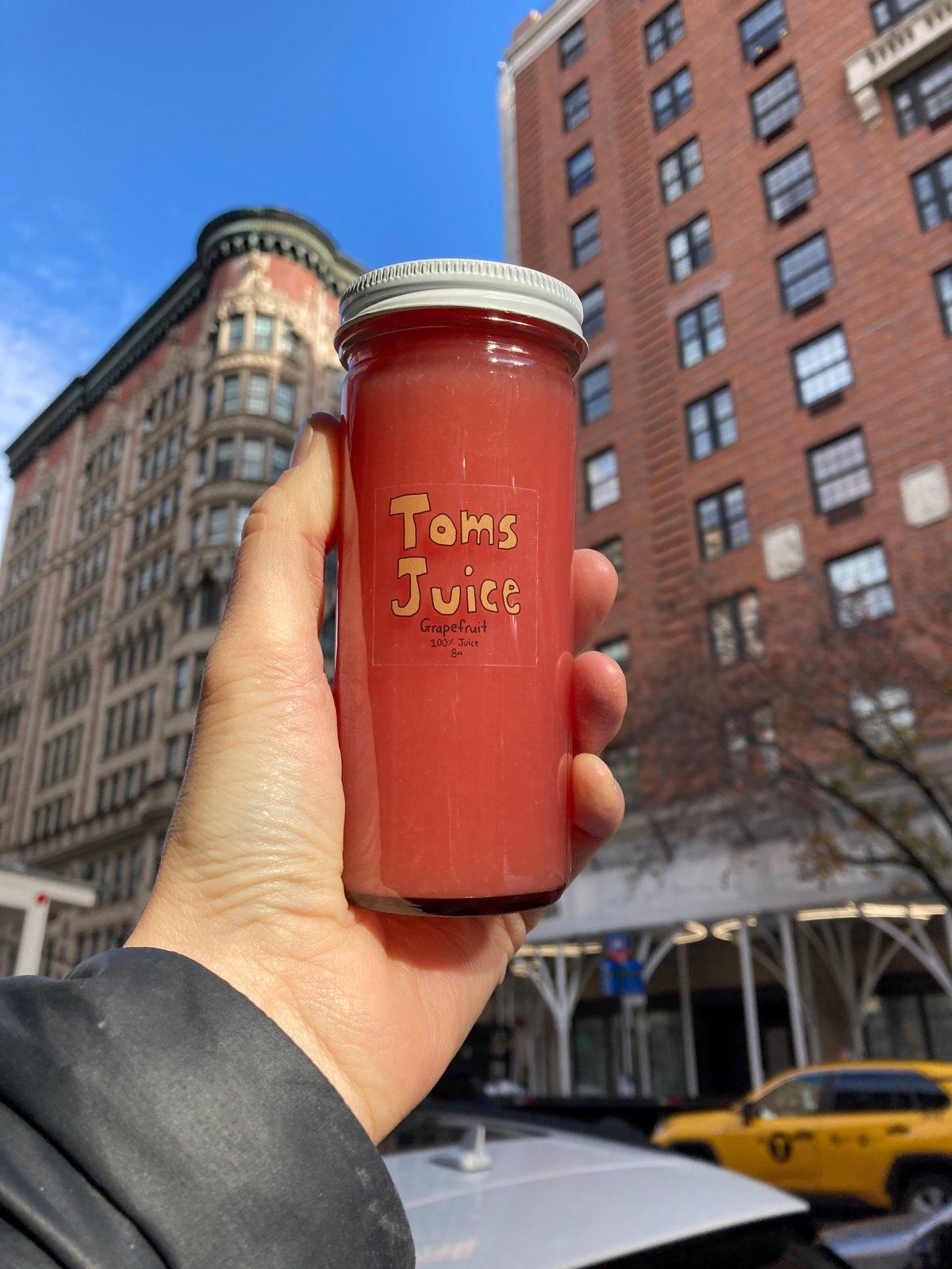 Image of Grapefruit Juice