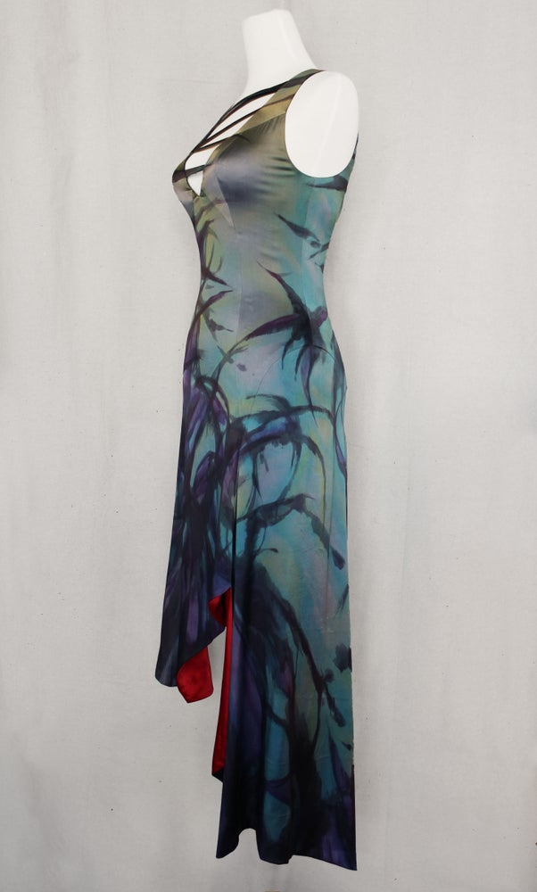 "Image of ""AWAKENING"" SILK DRESS"