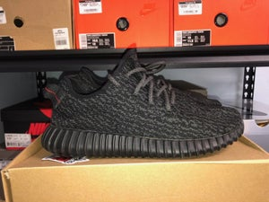 "Image of adidas Yeezy Boost 350 ""Pirate Black"" *PRE-OWNED*"