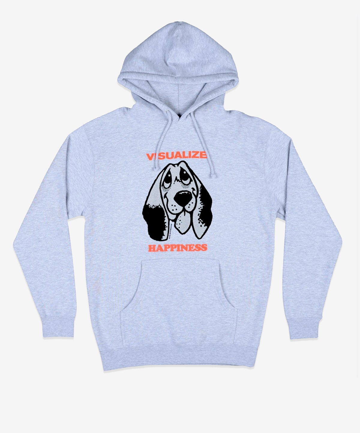 Image of QUASI_HAPPINESS HOODIE