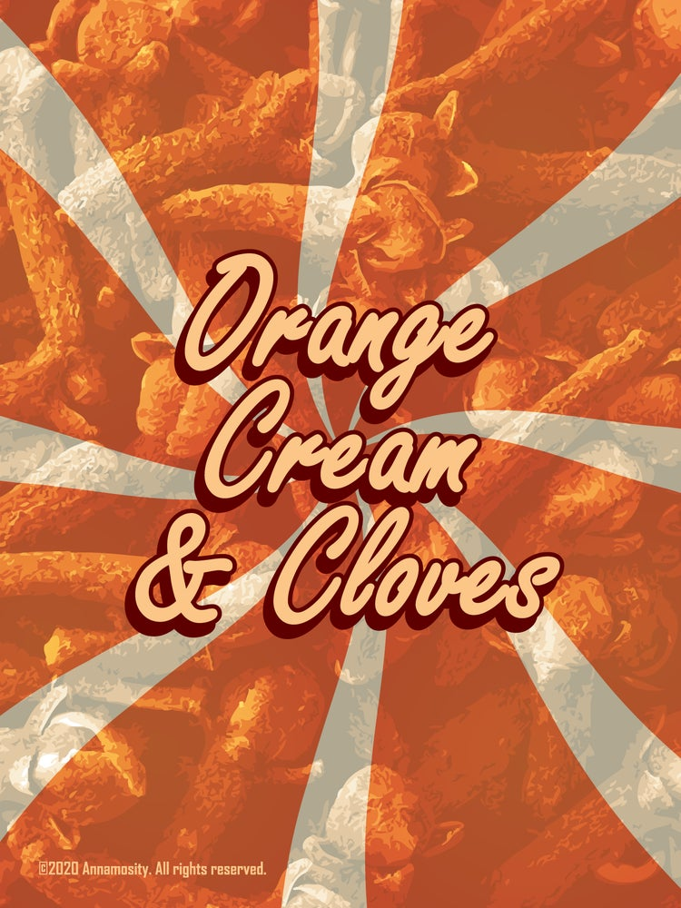 Image of Orange Cream & Cloves