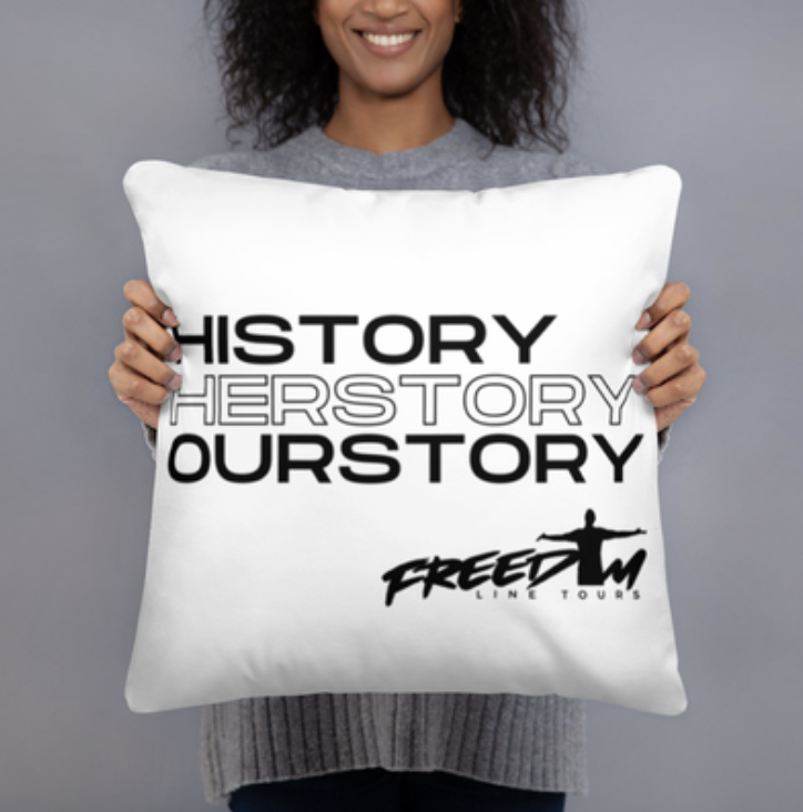 Image of Ourstory Pillow