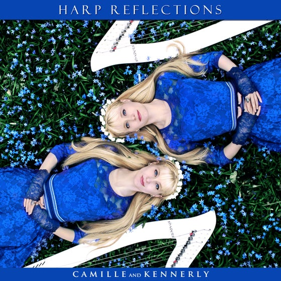 Image of Harp Reflections CD (AUTOGRAPHED)