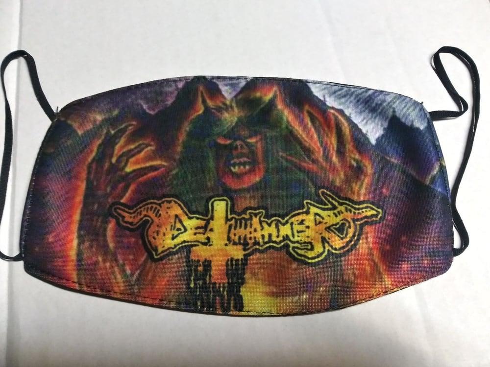 DeathHammer Facemask *import*